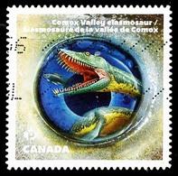Canada (Scott No.2928 - Dinosaures) (o) - 1952-.... Règne D'Elizabeth II