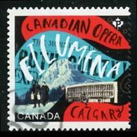 Canada (Scott No.2971 - Opera Canadienne / Canadian Opera) (o) - 1952-.... Règne D'Elizabeth II