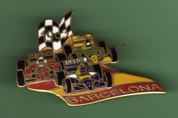 F1 *** BARCELONA 1993 *** Signe J.F.G. MIAMI *** F1-01 - Automovilismo - F1