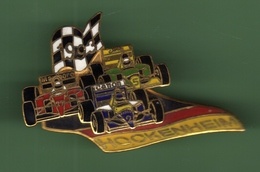 F1 *** HOCKENNEIM 1993 *** Signe J.F.G. MIAMI *** F1-01 - Automovilismo - F1