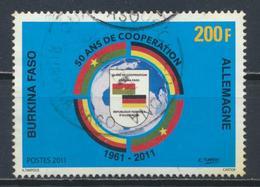 °°° BURKINA FASO - Y&T N°1387 - 2011 °°° - Burkina Faso (1984-...)