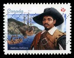 Canada (Scott No.2969 - Mathieu Da Costa) (o) - 1952-.... Règne D'Elizabeth II
