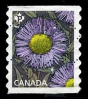 Canada (Scott No.2977 - DAISIES) (o) Coil - 1952-.... Règne D'Elizabeth II