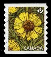 Canada (Scott No.2978 - DAISIES) (o) Coil - 1952-.... Règne D'Elizabeth II