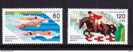 Duitsland Berlin 1986 Nr 712/13 ** Zeer Mooi Lot Krt 3124 - [5] Berlin