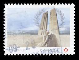 Canada (Scott No.2982 - Canadian National Vimy Memorial) (o) - 1952-.... Règne D'Elizabeth II