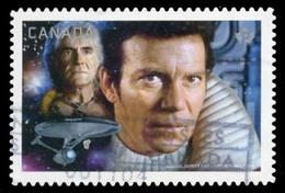 Canada (Scott No.2986 - Star Trek Second Set) (o) - 1952-.... Règne D'Elizabeth II