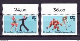 Duitsland Berlin 1983 Nr 659/60 ** Zeer Mooi Lot Krt 3118 - [5] Berlin