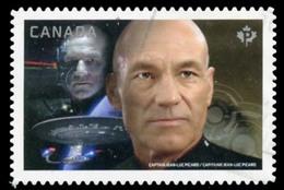 Canada (Scott No.2987 - Star Trek Second Set) (o) - 1952-.... Règne D'Elizabeth II