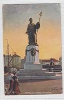 Memel. National Denkmal - Lithuania