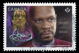 Canada (Scott No.2988 - Star Trek Second Set) (o) - 1952-.... Règne D'Elizabeth II