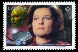 Canada (Scott No.2989 - Star Trek Second Set) (o) - 1952-.... Règne D'Elizabeth II