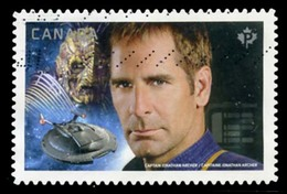 Canada (Scott No.2990 - Star Trek Second Set) (o) - 1952-.... Règne D'Elizabeth II
