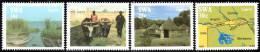 South West Africa - 1986 Caprivi Strip Set (**) # SG 467-470 , Mi 596-599 - Africa Del Sud-Ovest (1923-1990)
