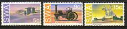 South West Africa - 1975 Historic Monuments Set (**) # SG 274-276 , Mi 406-408 - Africa Del Sud-Ovest (1923-1990)