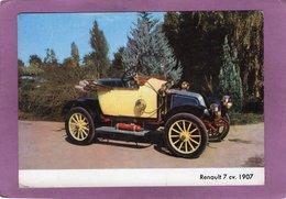 AUTOMOBILE RENAULT 7 CV 1907 - PKW