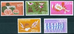 SURINAM  #B211-15    CHILD WELFARE -  5v  - 1974   MNH - Surinam