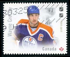 Canada (Scott No.3032 - Grands Légendes / Hockey / Great Legends) (o) - 1952-.... Règne D'Elizabeth II