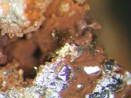 * NATIVE SILVER, Friedrichssegen Mine, Bad Ems, Lahn, BRD * - Minéraux