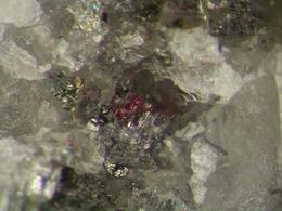 * PYRARGYRITE, Clara Mine, Wolfach, Schwarzwald, BRD * - Minerals