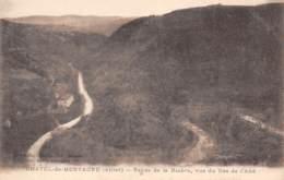 03 - CHATEL-de-MONTAGNE - Vallée De La Besbre, Vue Du Dos De L'Ane - Autres Communes