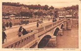 14 - TROUVILLE - Reine Des Plages - Le Pont - Trouville
