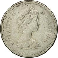 Monnaie, Canada, Elizabeth II, 5 Cents, 1985, Royal Canadian Mint, Ottawa, B+ - Canada