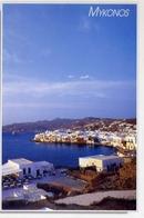 Mykonos - Grecia - Formato Grande Viaggiata – E 7 - Grecia