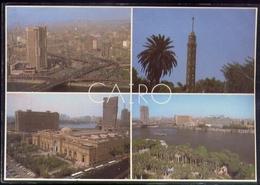 Cairo - Tower - Formato Grande Viaggiata – E 7 - Cairo