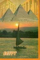 Egypt - Formato Grande Viaggiata – E 7 - Egitto