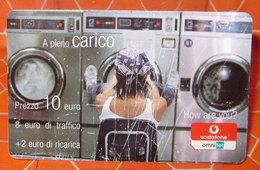 VODAFONE OMNITEL A PIENO CARICO - Italia