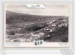 4909 AK/PC/CARTE PHOTO/828 ACORES AEROPORTO  DAS LAJES TTB - Açores
