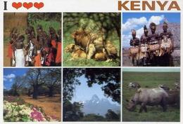 Kenya - 64 - Formato Grande Non Viaggiata – E 7 - Kenia