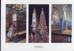 Djerba - The Symagogua Of The Ghriba - Formato Grande Viaggiata - E 7 - Cartoline