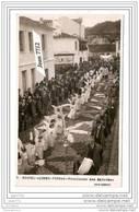 4901 AK/PC/CARTE  FOTO/823 S.MIGUEL ACORES  FURNAS PROCISSAO DOS ENFETMOS/TTB - Açores