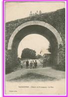 21362  CPA  VANDOEUVRE : Chemin De Houdemont  ; Le Pont  ! ACHAT DIRECT ! - Vandoeuvre Les Nancy