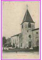 21364  CPA  JARVILLE  : Eglise ! 1915  !! - Vandoeuvre Les Nancy