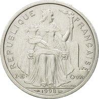 Monnaie, French Polynesia, 2 Francs, 1998, Paris, SUP, Aluminium, KM:10 - French Polynesia