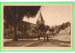 21395  CPA  VANDOEUVRE  :  Rue Pasteur  ! ACHAT DIRECT !! - Vandoeuvre Les Nancy