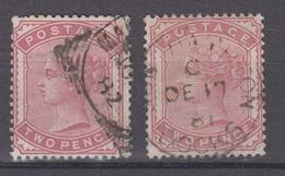 GREAT BRITAIN 1880-81 - Queen Victoria - Gebraucht