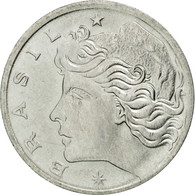 Monnaie, Brésil, Centavo, 1975, SUP, Stainless Steel, KM:Pr11 - Brazil