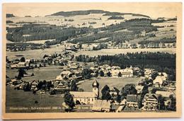 Hinterzarten - Schwarzwald (885 M. ü. M.) Blick Vom Scheibenfelsen - Verlag Erwin Burda, Freiburg I. Br. Nr. 80396 - TTB - Hinterzarten