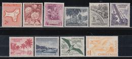 CHRISTMAS ISLAND. 1963   YVERT Nº 11 / 20    /**/ - Christmas Island