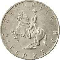 Monnaie, Autriche, 5 Schilling, 1982, TB+, Copper-nickel, KM:2889a - Autriche