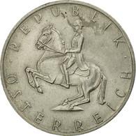 Monnaie, Autriche, 5 Schilling, 1980, TTB+, Copper-nickel, KM:2889a - Autriche