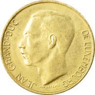 Monnaie, Luxembourg, Jean, 5 Francs, 1988, TTB, Aluminum-Bronze, KM:60.2 - Luxembourg