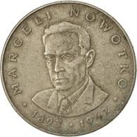 Monnaie, Pologne, 20 Zlotych, 1975, Warsaw, TB, Copper-nickel, KM:69 - Polonia
