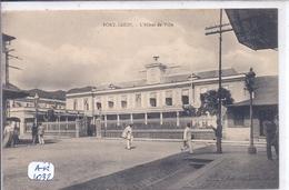 ILE MAURICE- PORT-LOUIS- L HOTEL DE VILLE - Mauritius
