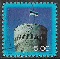 Estonia SG480 2005 Fortress 5k Good/fine Used [38/31485/6D] - Estonia