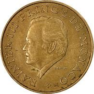 Monnaie, Monaco, Rainier III, 10 Francs, 1978, TB+, Copper-Nickel-Aluminum - 1960-2001 Nouveaux Francs